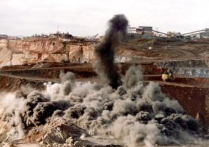 Explotación de carbón en El César - Colombia